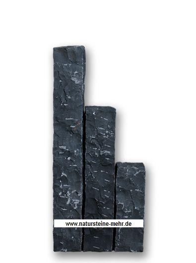 Palisade Basalt Sanoku 12x12x125cm