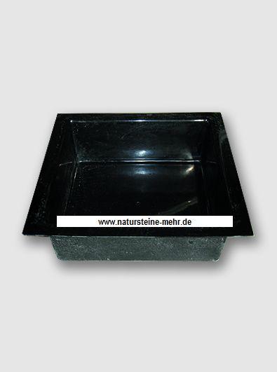 GFK Becken eckig 150x150x45 cm