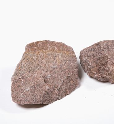 Stein Granit rot Zora 60-180 mm