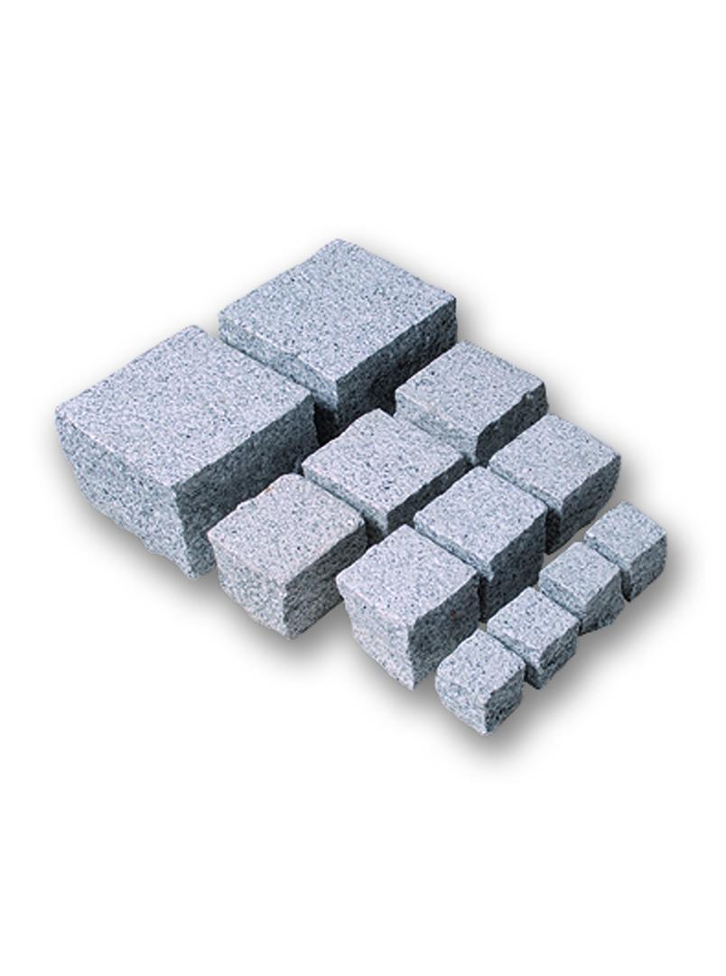 Pflastersteine Bravo Oberfläche feingest. 5/5/5cm