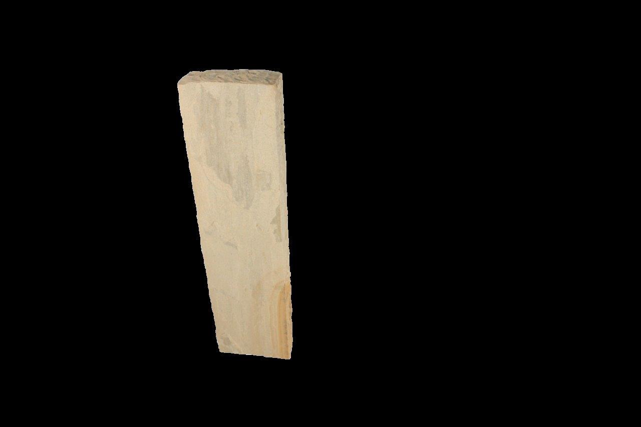 Rasenkante Sandstein Lemon 100x20x6cm