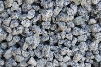 Splitt Granit hellgrau 8-12mm 20Kg Sack