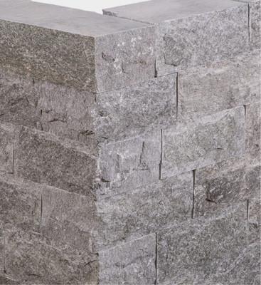 Mauerstein Gneis Luserna Valverde 15x20x30-45cm B.