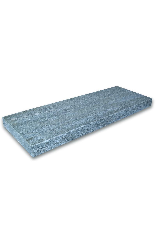 Abdeckplatten Biasca Exacta satiniert 4x28x100cm