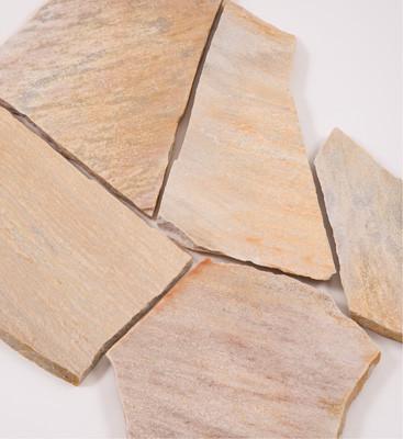 Polygonalplatten Rio Dorado 1,5 - 2,5 cm