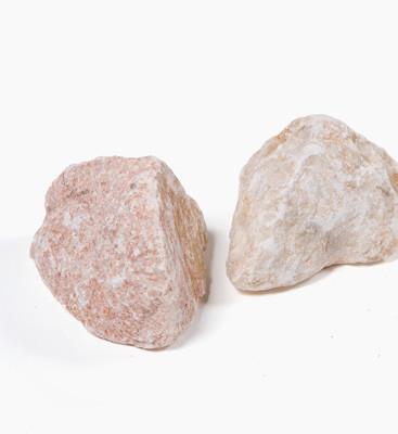 Stein Tiroler rot 60-100 mm