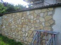 Sandstein Verblender Polygonalplatten